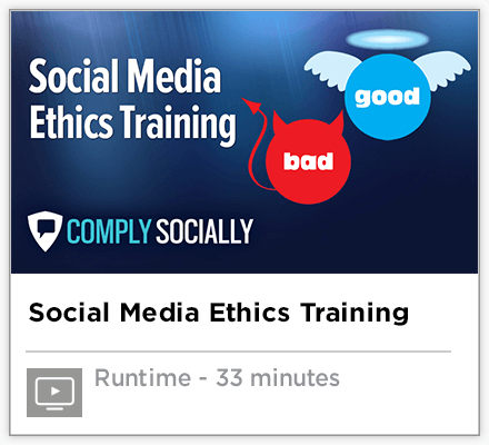 Social Media Ethics Training