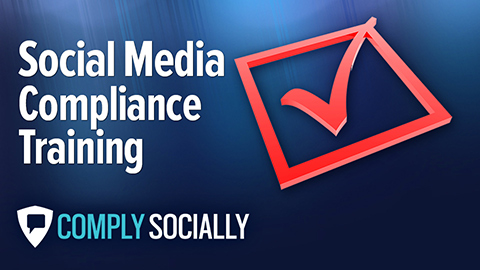 Social Media Compliance Training