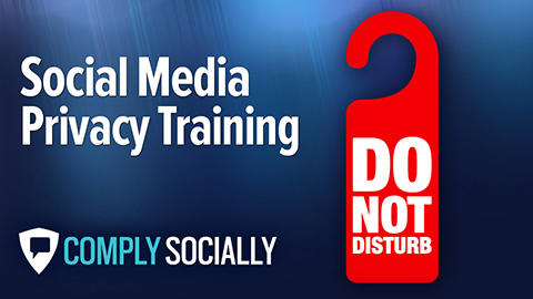 Privacy Awareness Training for Social Media