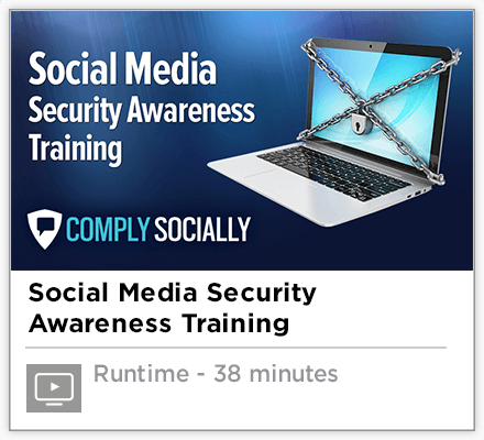 Social Media Security Awareness Training