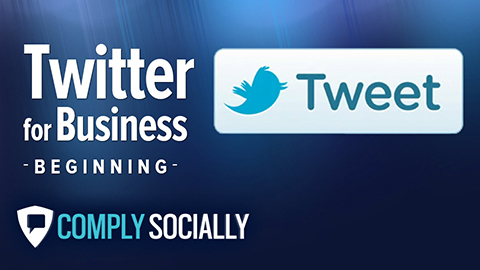 Twitter Training - Beginning